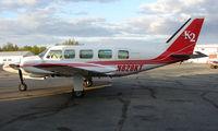 N828KT @ TKA - K2 Aviation's Piper PA-31-350 at Talkeetna