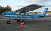 N2131F @ TKA - Cessna U206 of Thunderbird Air at Talkeetna