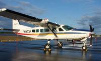 N1323Y @ FAI - State of Alaska Cessna Caravan at Fairbanks