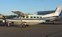 N900WA @ FAI - Wright Air Services Cessna Caravan on Fairbanks East Ramp