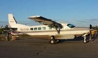 N540ME @ FAI - Wright Air Services Cessna Caravan on Fairbanks East Ramp
