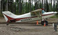 N56681 @ UUO - Denali Flying Services Maule Mx-7-235 at Willow Airport