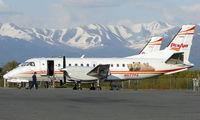 N677PA @ ANC - Penair Saab at Anchorage