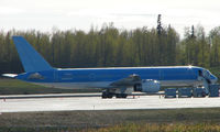N923FD @ ANC - Federal Express B757 (ex G-BYAF msn 26266) at Anchorage Int