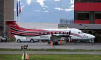 N972EA @ ANC - Era Airlines Beech 1900 at Anchorage