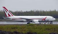 N748AX @ ANC - ABX air B767 on the Anchorage Freight apron
