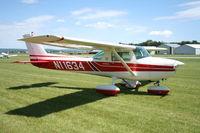 N11634 @ 91C - Cessna 150 - by Mark Pasqualino