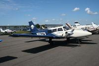 N56375 @ LAL - Piper PA-34