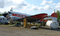 N101Z - This Douglas DC3 previously operated as 41-18482 and then as N99 with the FAA - it now sits at the Wasilla Transport Museum in Alaska