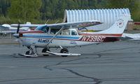 N7396C @ TKA - Cessna 206 of Hudson Air at Talkeetna