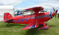 G-FDPS @ EGTB - Aircraft on static display at AeroExpo 2008 at Wycombe Air Park , Booker , United Kingdom