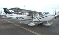 N61910 @ EGTB - Aircraft on static display at AeroExpo 2008 at Wycombe Air Park , Booker , United Kingdom - by Terry Fletcher