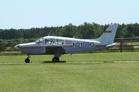 N2159Q @ 91C - Piper PA-28-161 - by Mark Pasqualino