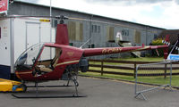 G-CRAY @ EGTB - Aircraft on static display at AeroExpo 2008 at Wycombe Air Park , Booker , United Kingdom
