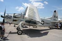 N65164 @ LAL - EA-1 Skyraider