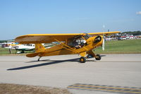 N70539 @ LAL - Piper J3 Cub