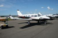 N80721 @ LAL - Piper PA-31