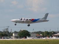 N90608 @ LAL - Ted Smith Aerostar 601P