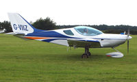 G-VIZZ @ EGTB - Visitor  during  AeroExpo 2008 at Wycombe Air Park , Booker , United Kingdom