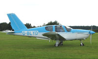 G-BLYD @ EGTB - Visitor  during  AeroExpo 2008 at Wycombe Air Park , Booker , United Kingdom