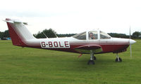 G-BOLE @ EGTB - Visitor  during  AeroExpo 2008 at Wycombe Air Park , Booker , United Kingdom