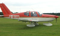 G-BIXB @ EGTB - Visitor  during  AeroExpo 2008 at Wycombe Air Park , Booker , United Kingdom