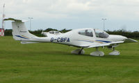 G-CBFA @ EGTB - Visitor  during  AeroExpo 2008 at Wycombe Air Park , Booker , United Kingdom