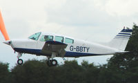 G-BBTY @ EGTB - Visitor  during  AeroExpo 2008 at Wycombe Air Park , Booker , United Kingdom