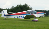 G-BWMB @ EGTB - Visitor  during  AeroExpo 2008 at Wycombe Air Park , Booker , United Kingdom