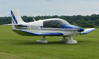 G-BGWC @ EGTB - Visitor  during  AeroExpo 2008 at Wycombe Air Park , Booker , United Kingdom