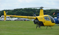 G-TOLY @ EGTB - Visitor  during  AeroExpo 2008 at Wycombe Air Park , Booker , United Kingdom