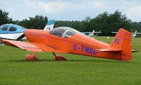 G-TNGO @ EGTB - Visitor  during  AeroExpo 2008 at Wycombe Air Park , Booker , United Kingdom