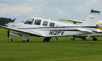N12PV @ EGTB - Visitor  during  AeroExpo 2008 at Wycombe Air Park , Booker , United Kingdom