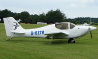 G-BZTH @ EGTB - Visitor  during  AeroExpo 2008 at Wycombe Air Park , Booker , United Kingdom