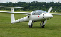 D-KUMS @ EGTB - Visitor  during  AeroExpo 2008 at Wycombe Air Park , Booker , United Kingdom