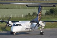 D-BEBA @ LOWL - Lufthansa Regional DHC 8-300 - by Andy Graf-VAP