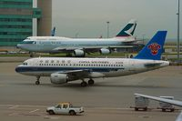 B-6208 @ VHHH - China Southern Airlines - by Michel Teiten ( www.mablehome.com )