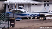 N1233U @ ILM - Blue but not sad - by Paul Perry