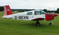G-BEXN @ EGTB - Visitor  during  AeroExpo 2008 at Wycombe Air Park , Booker , United Kingdom