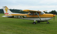 PH-HCG @ EGTB - Visitor  during  AeroExpo 2008 at Wycombe Air Park , Booker , United Kingdom