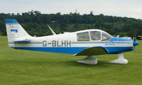 G-BLHH @ EGTB - Visitor  during  AeroExpo 2008 at Wycombe Air Park , Booker , United Kingdom
