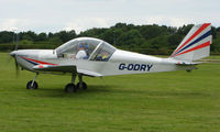 G-ODRY @ EGTB - Visitor  during  AeroExpo 2008 at Wycombe Air Park , Booker , United Kingdom