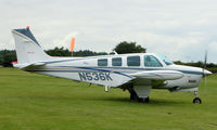 N536K @ EGTB - Visitor  during  AeroExpo 2008 at Wycombe Air Park , Booker , United Kingdom