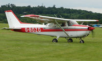 G-BDZD @ EGTB - Visitor  during  AeroExpo 2008 at Wycombe Air Park , Booker , United Kingdom
