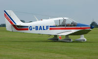 G-BALF @ EGTB - Visitor  during  AeroExpo 2008 at Wycombe Air Park , Booker , United Kingdom