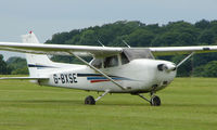 G-BXSE @ EGTB - Visitor  during  AeroExpo 2008 at Wycombe Air Park , Booker , United Kingdom
