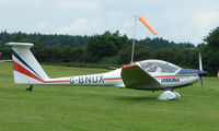 G-BNUX @ EGTB - Visitor  during  AeroExpo 2008 at Wycombe Air Park , Booker , United Kingdom