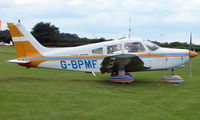 G-BPMF @ EGTB - Visitor  during  AeroExpo 2008 at Wycombe Air Park , Booker , United Kingdom