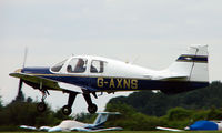 G-AXNS @ EGTB - Visitor  during  AeroExpo 2008 at Wycombe Air Park , Booker , United Kingdom