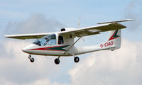 G-CIAO @ EGTB - Visitor  during  AeroExpo 2008 at Wycombe Air Park , Booker , United Kingdom